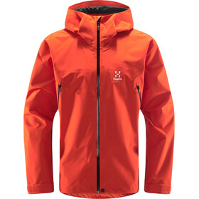 Haglöfs Roc GTX Jacket Men habanero